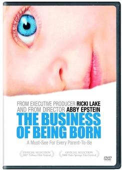 Business of Being Born - Ricki Lake
